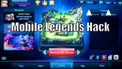 Mobile Legends Cheats  screenshot 1/2